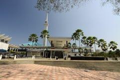 马来西亚a的全国清真寺 K Masjid Negara 库存照片