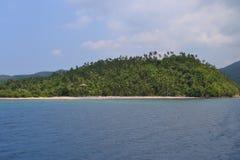 马林杜克省海岛 免版税图库摄影