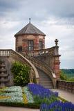 马林贝格堡垒在维尔茨堡 德国 免版税图库摄影