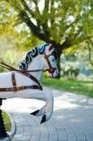 马玩具 免版税库存图片