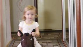 马的女孩 股票录像