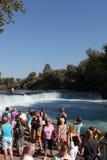 马纳夫加特瀑布 库存照片
