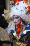 马耳他狂欢节 免版税库存照片