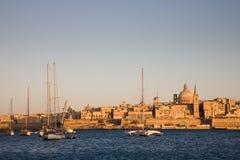 马耳他瓦莱塔 免版税图库摄影