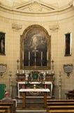 马耳他教会  免版税库存照片