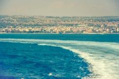 马耳他缩样海岛  库存照片