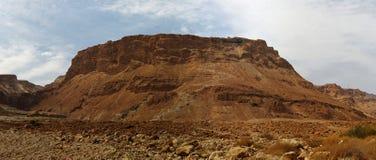 马萨达国家公园,以色列 免版税库存照片