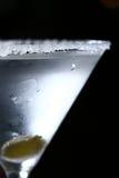 马蒂尼鸡尾酒 库存照片