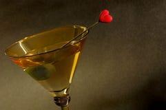 马蒂尼鸡尾酒2 库存照片
