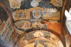 马赛克和壁画 免版税库存图片