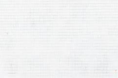 马赛克白色大理石铺磁砖了墙壁 图库摄影