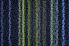 马赛克蓝绿色背景,闪耀的抽象背景 免版税图库摄影