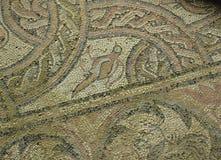 马赛克- StPanteleimon修道院在奥赫里德 免版税库存图片