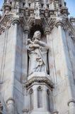 从马赛厄斯教会的细节 免版税库存图片