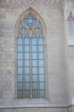 从马赛厄斯教会的细节 免版税图库摄影