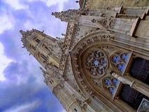 马赛厄斯教会 库存图片