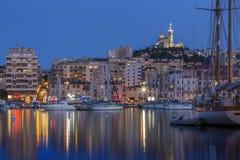 马赛- Cote d'Azur -法国的南部 库存图片