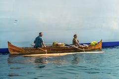 马达加斯加人的供营商 库存照片