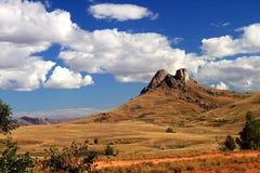 马达加斯加山 免版税库存照片