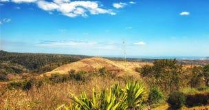 马达加斯加风景视图 免版税库存图片