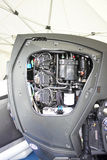 马达推进器 免版税库存照片