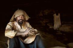 马里、非洲- Dogon村庄和典型的泥大厦 免版税图库摄影