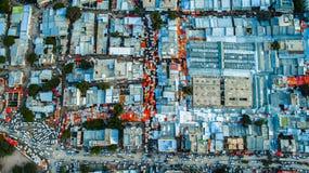 索马里兰市场 免版税库存照片