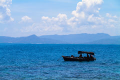 索马里海盗 库存照片