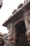 马马拉普拉姆寺庙门面 库存图片