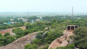 马马拉普拉姆风景 库存图片