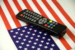 驱动器电视 免版税图库摄影