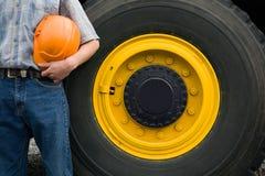 驱动器轮子 免版税库存照片