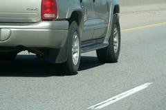 驱动高速公路 免版税库存图片