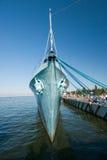 驱逐舰。 免版税库存照片
