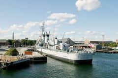 驱逐舰我们 免版税图库摄影