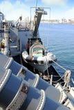 驱逐舰F-104门德斯NUÃ ` EZ 免版税库存照片