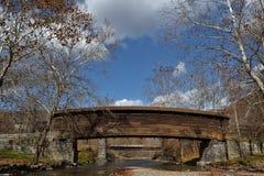 驼背桥梁 库存图片
