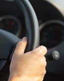 驾车 免版税库存照片