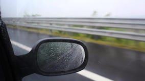 驾驶在路轨 影视素材