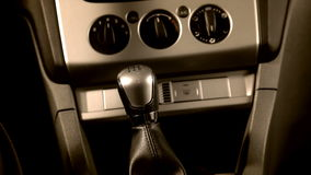 驾驶有最快速度的1080p一辆汽车 股票录像