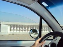 驾驶汽车 免版税库存图片