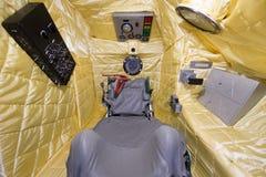 驾驶舱沃斯托克1 库存照片