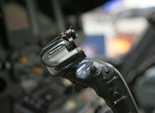 驾驶舱直升机 免版税库存图片