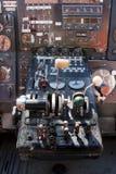 驾驶舱飞机安托诺夫2 免版税图库摄影