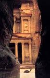 骆驼前房子 库存图片