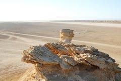 骆驼顶头岩石 免版税库存图片