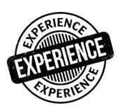经验不加考虑表赞同的人 库存例证
