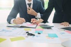 验核概念、簿记员队或者财政审查员 库存图片