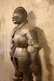 骑士的装甲 免版税库存照片