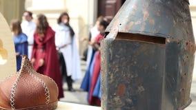 骑士盔甲 影视素材
